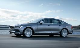 Volvo e la nuova berlina di lusso S90