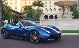 La prima Ferrari F60 America è stata consegnata