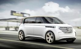 La Volkswagen si proietta nel futuro con minivan BUDD-e a emissioni zero