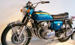 Honda CB 750 Four: La moto che rivoluzionò il mercato motociclistico mondiale