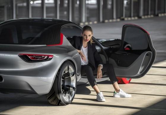 La Opel GT Concept: ecco la sportiva del futuro