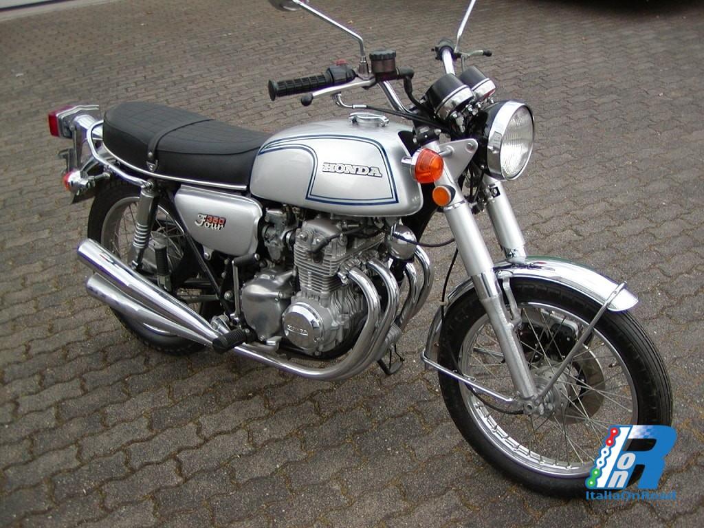 Honda Cb 750 Four  La Moto Che Rivoluzion U00f2 Il Mercato