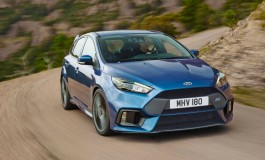 Ford celebra la produzione della 1a Ford Focus RS
