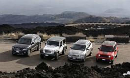 Il marchio Jeep registra il quarto record consecutivo di vendite globali