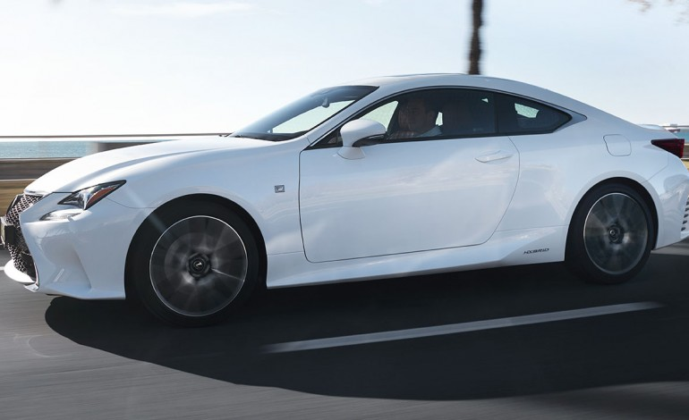 Nuova RC Hybrid, la prima Coupè 100% ibrida
