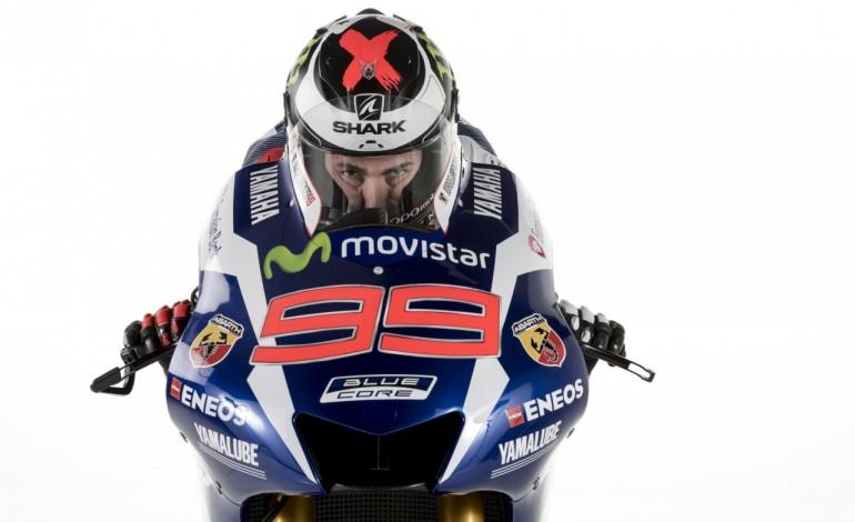 Dichiarazioni di Jorge Lorenzo dopo la presentazione della nuova Yamaha YZR-M1