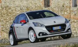 Peugeot 208 GTi/NOVE che la festa continui...