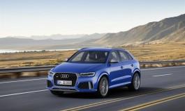Pura potenza: la Audi RS Q3 performance