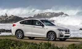 BMW X4 M40i: La dinamica di guida è una priorità
