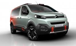 Concept Spacetourer Hyphen: Citroën alza il volume!