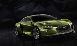 DS E-Tense: un'auto unica, elettrizzante e performante, che anticipa il futuro