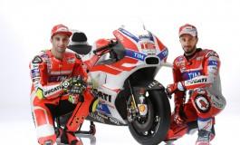 MotoGP - Presentata la Desmosedici GP, la nuova arma di Ducati contro le giapponesi