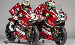 SBK - Obiettivo iridato per il team Aruba.it Racing - Ducati