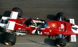 1970 - Debuttano in gara gli pneumatici slick