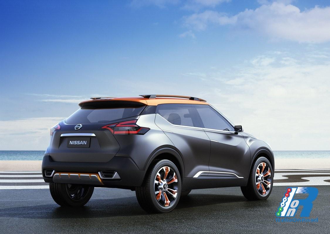 Concept Kicks Il Nuovo Crossover Nissan Italiaonroad