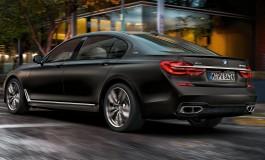 BMW M760Li xDrive: potente e maestosa