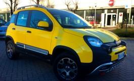 Prova Fiat Panda Cross: doppia anima tutta italiana