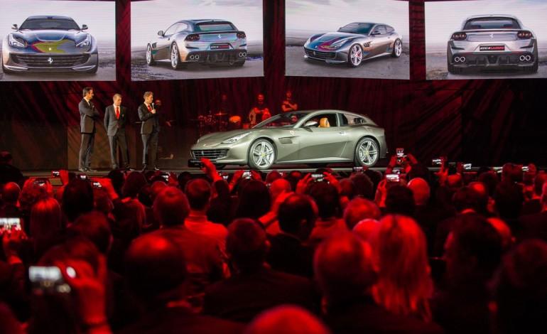Una serata indimenticabile per la Ferrari GTC4Lusso