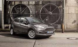 La Ford Fiesta, l'auto a GPL più venduta in Italia