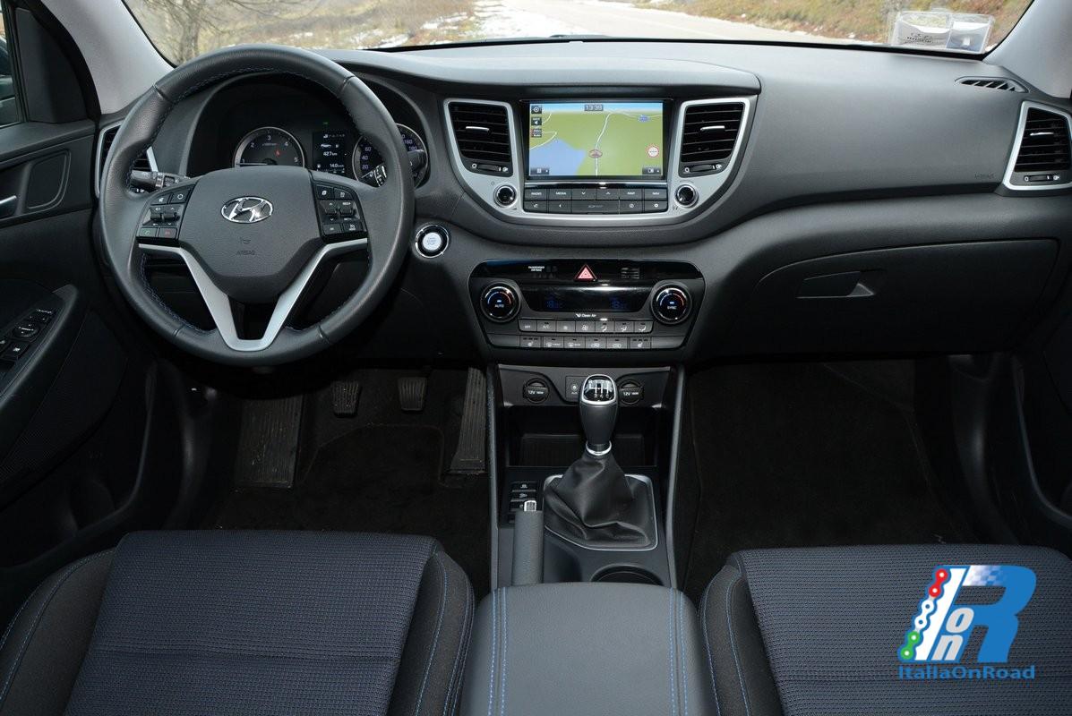 Prova Hyundai Tucson Elegante In Citt Ed Agile Per