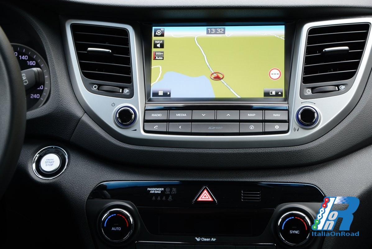 Prova Hyundai Tucson Elegante In Citt 224 Ed Agile Per