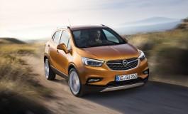 Nuovo Opel Mokka X: Ancora più avventuroso