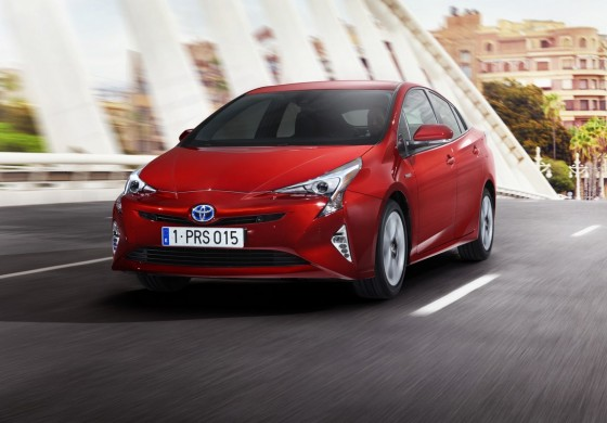 Nuova Toyota Prius. Ancora una volta Prima.