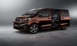 Peugeot Traveller e Traveller i-Lab 3.0