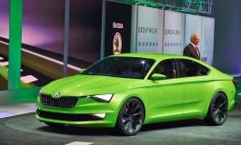 SKODA consegna 1,06 milioni di vetture nel 2015