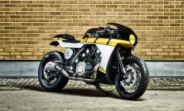 Yamaha Yard Built Vmax 'CS_07 Gasoline' by it Rocks!Bikes