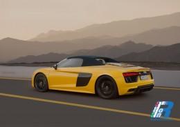 Audi R8 Spyder V10 (2)
