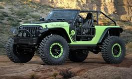 Jeep® e Mopar alla 50a edizione dell'Easter Jeep Safari