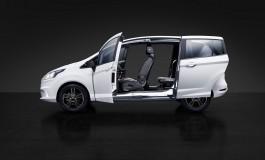 Ford lancia la B‑MAX Sport ed estende la gamma delle affascinanti compatte bi-color