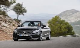 Nuova Mercedes-AMG C43 4MATIC Cabrio