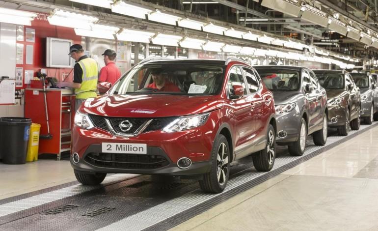 Nissan aumenta la produzione di Qashqai in Europa