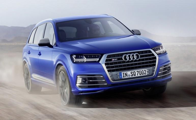 Audi SQ7 TDI: innovazione alla guida