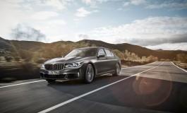 La nuova BMW M760Li xDrive