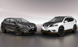 Nissan dà energia al futuro al Salone di Ginevra 2016