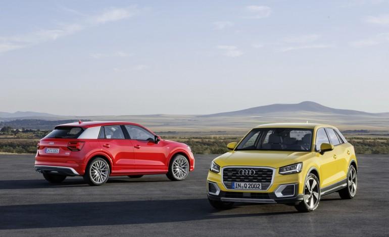 Audi Q2: un SUV urbano, agile e con un nuovo linguaggio stilistico