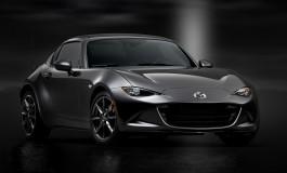 Spettacolare debutto della nuova Mazda MX-5 con tetto elettrico retraibile