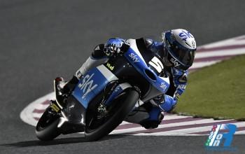 Intervista a Romano Fenati - Moto3 Sky Racing Team VR46