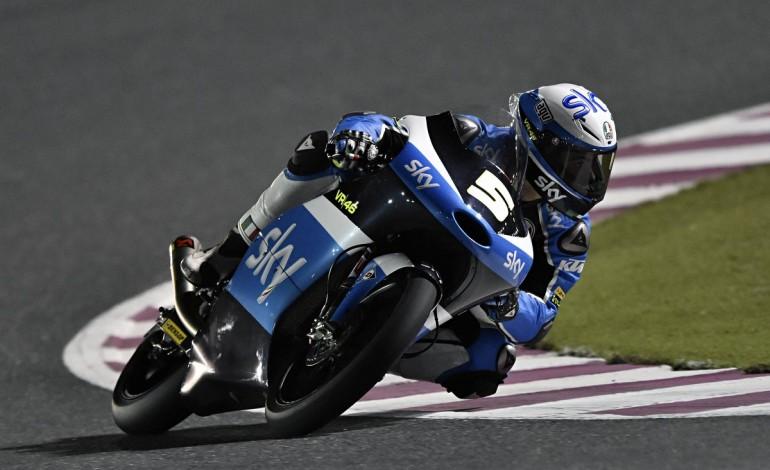 Intervista a Romano Fenati – Moto3 Sky Racing Team VR46