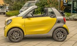 Prova Smart fortwo Cabrio - L'estate in città - primo contatto