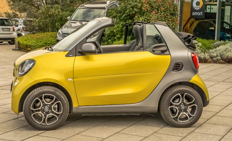 Prova Smart fortwo Cabrio – L'estate in città – primo contatto