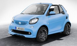 Smart fortwo cabrio BRABUS edition e pacchetto sportivo Brabus