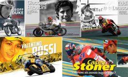 Gli unici 5 piloti che hanno conquistato il titolo della top class (500/MotoGP) con moto di costruttori diversi