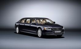 Esclusività su misura: Audi A8 L extended