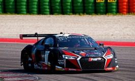 BlancpainGT - Vanthoor e Vervisch regalano all'Audi la prima vittoria stagionale