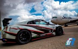 MY16 Nissan GT-R NISMO drift greddy (2)