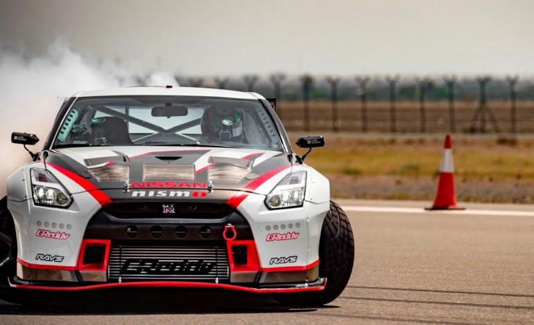 Nissan GT-R NISMO: la più veloce derapata mai realizzata